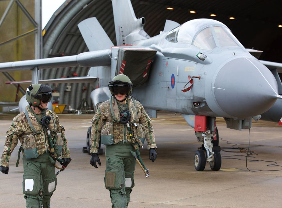 The RAF says its strikes have killed 1,000 Isis militants in Iraq and Syria
