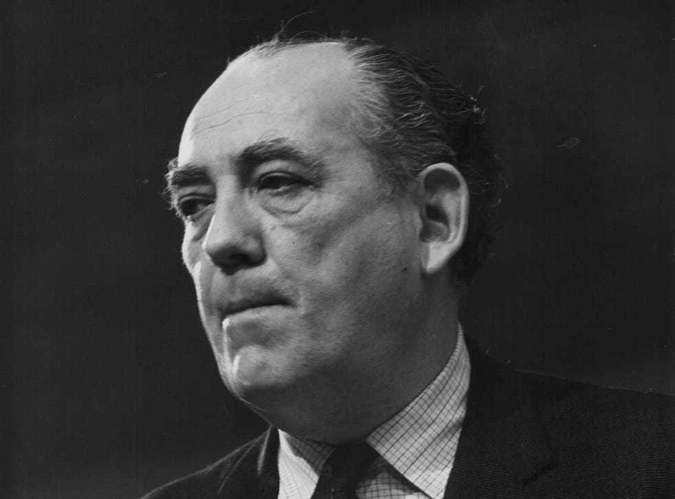 The openly gay Labour MP Tom Driberg was a friend of the Krays and a KGB spy
