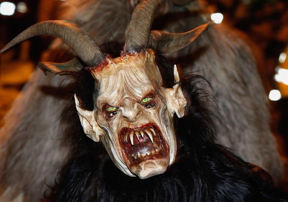 Krampus Austrian Children Fear The Festive Bogeyman Now A New