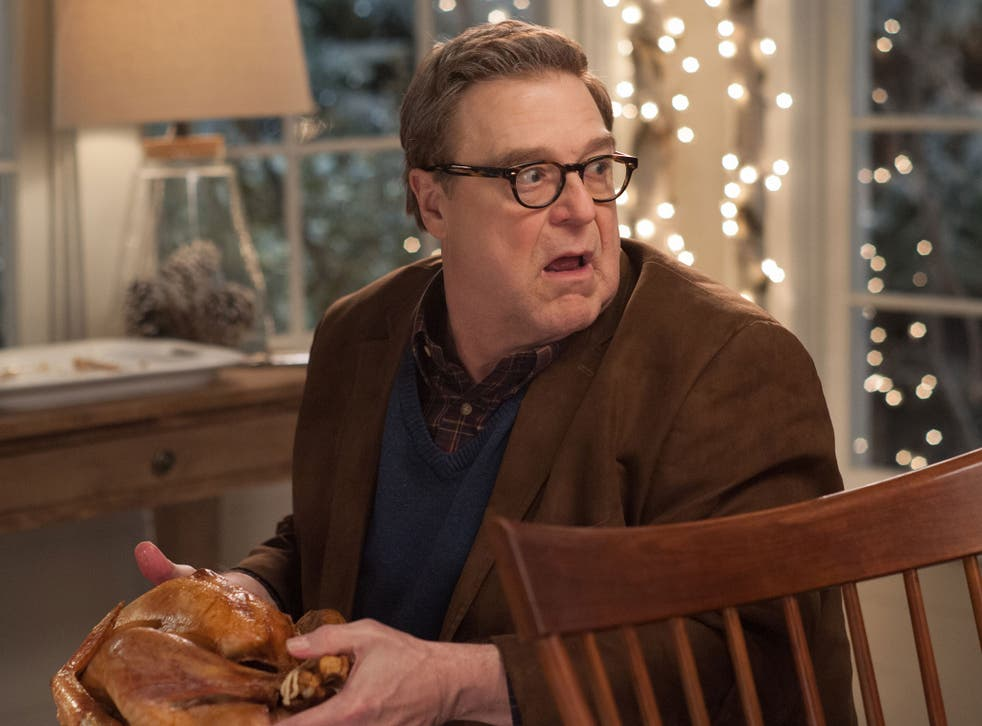 John Goodman in 'Christmas With the Coopers'