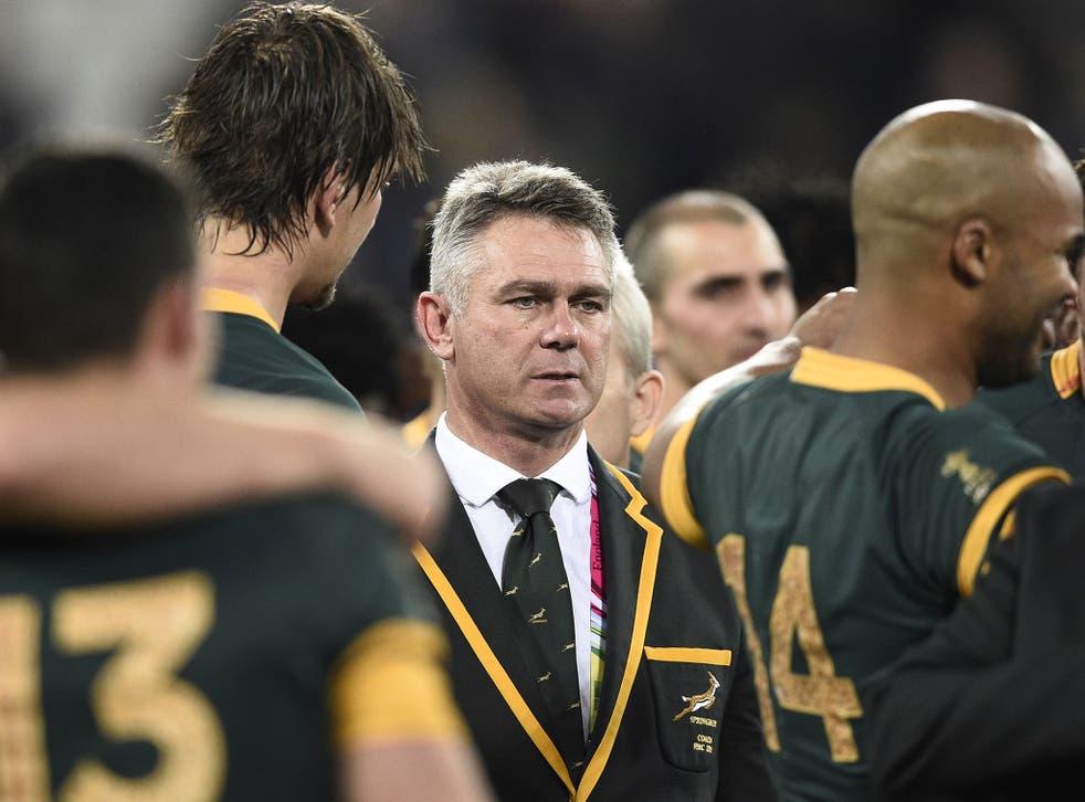 Heyneke Meyer has resigned as head coach of South Africa
