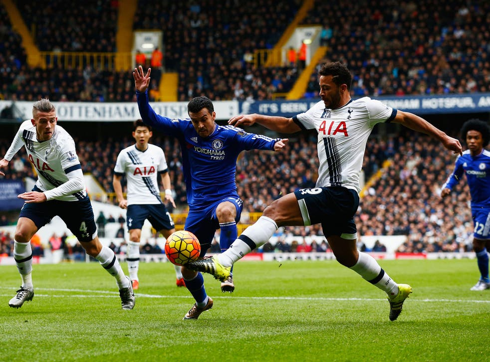 Mousa Dembélé, right, said earlier this week that he wanted to stay at Tottenham