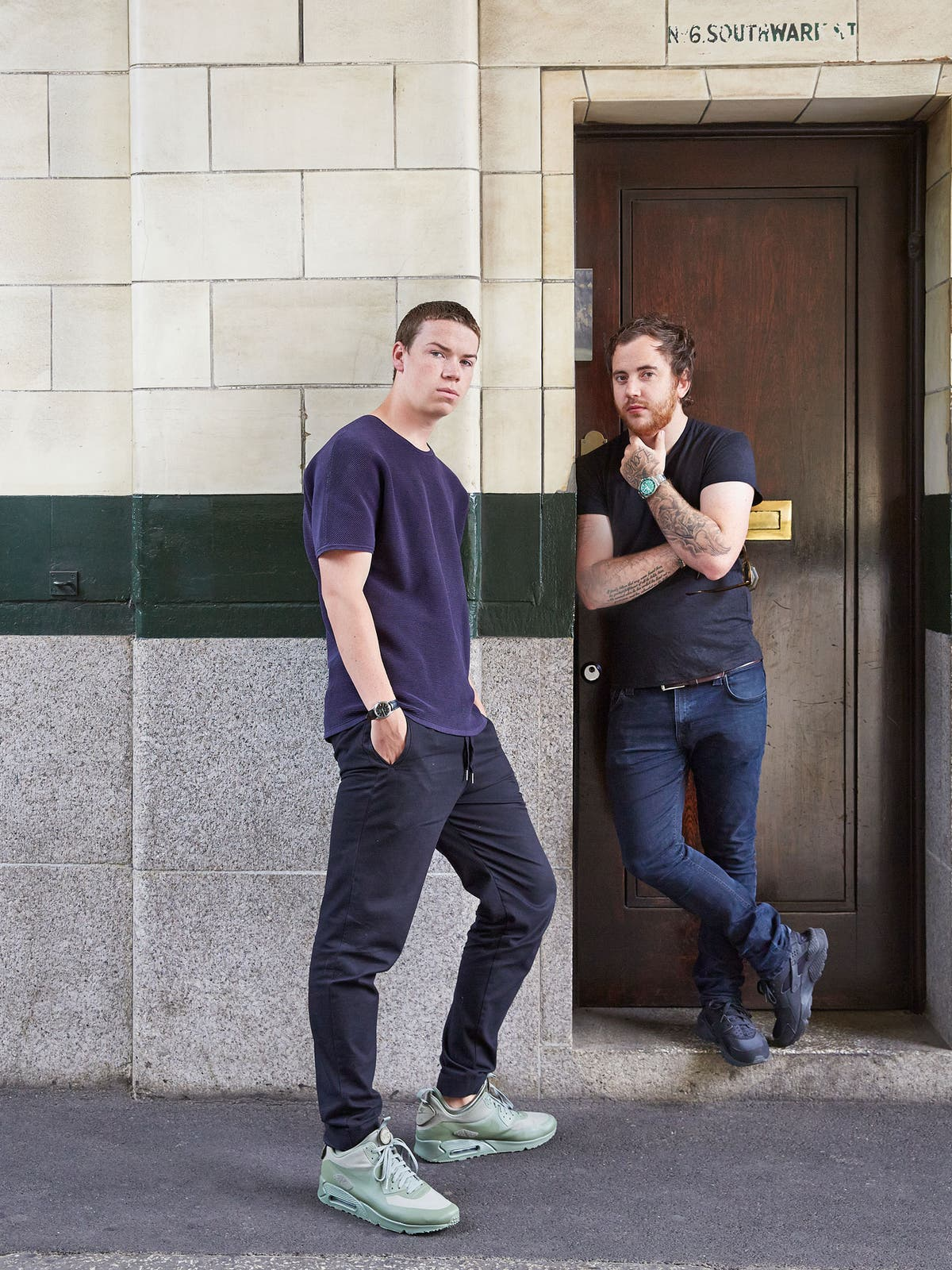 Will Poulter & Tom Sellers: 'This is the closest I'm going to come to falling in love with a guy' - The Independent