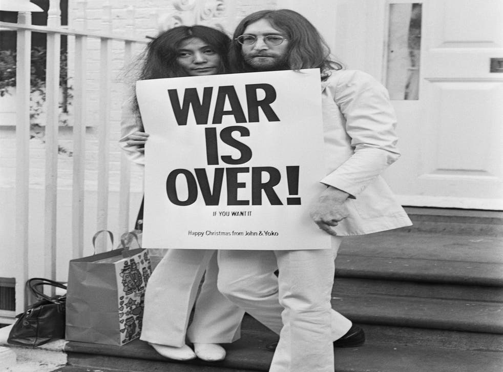 """Happy Xmas (War Is Over): """"An unbeatable combination of sanctimonious, whiny, mawkish and trite,"""""""