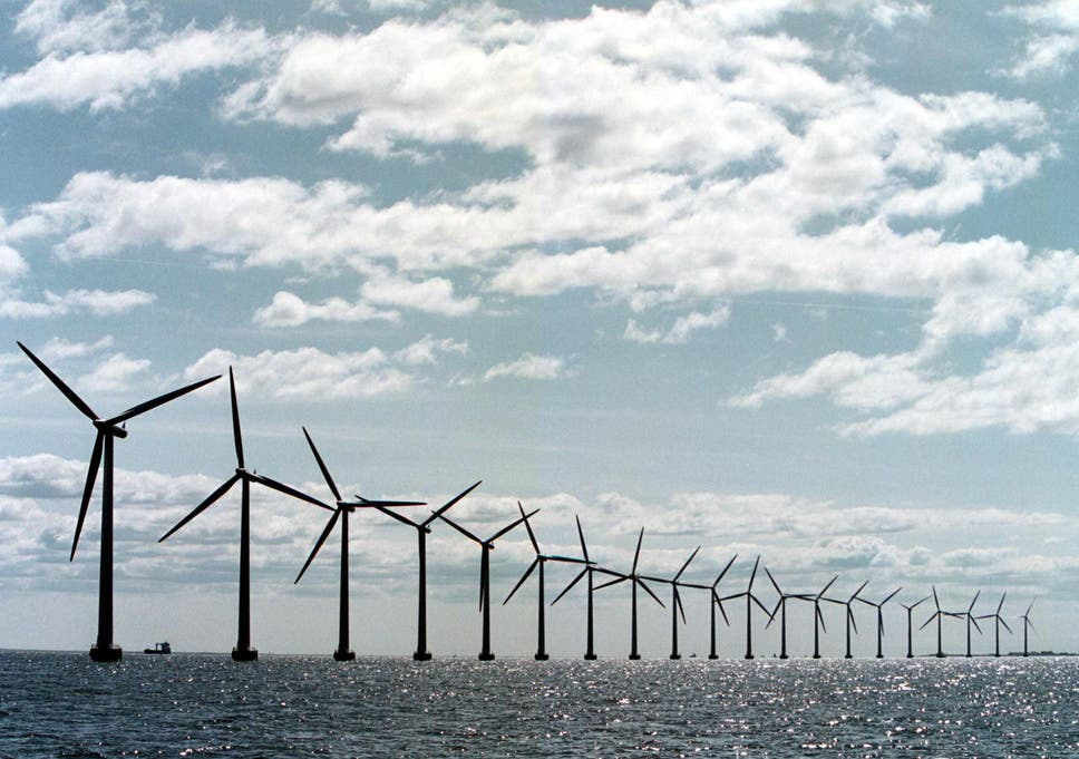 Offshore wind facility will be 'game-changer' for UK renewables