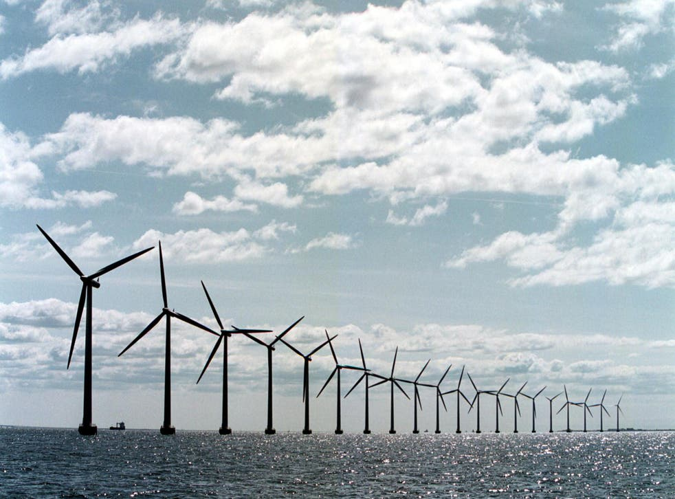 On some days, Germany now gets up to 85 per cent of its electricity from renewable sources