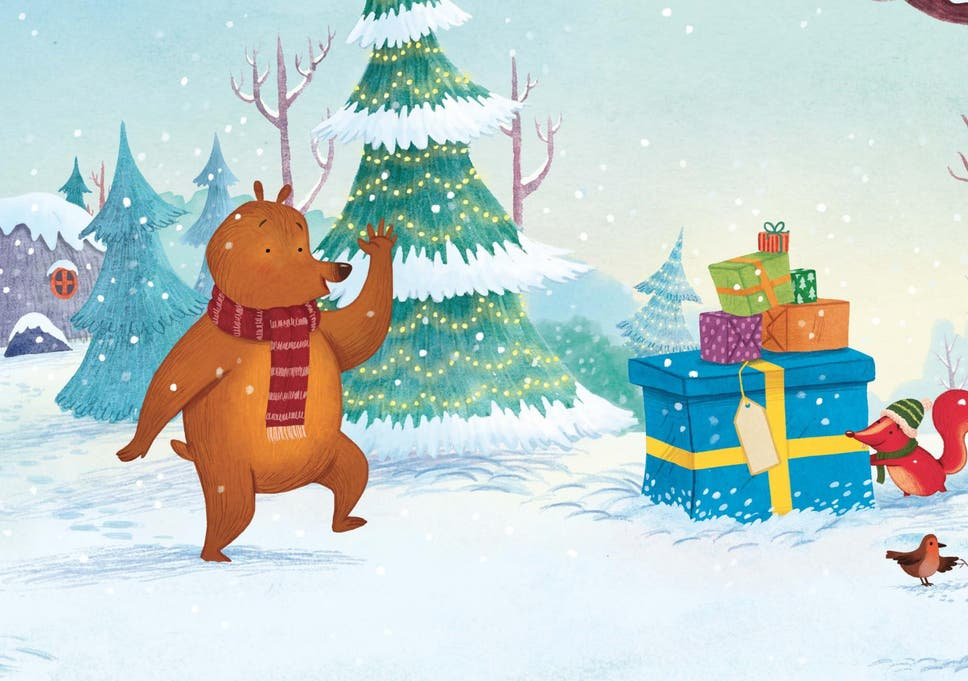 nick tucker picks ten of the best picture books for younger readers this christmas - Best Christmas Books