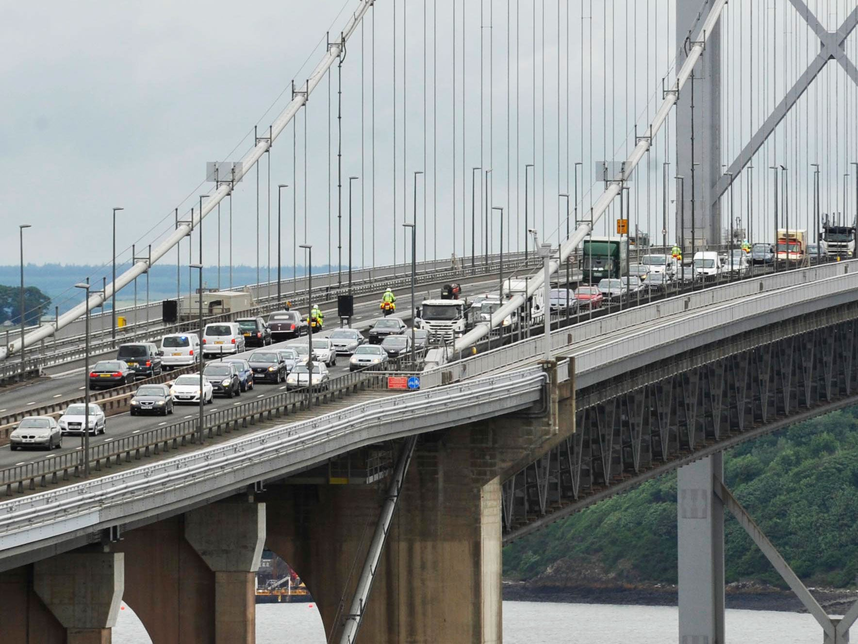 Forth Road Bridge to reopen after temporary repairs | The ...