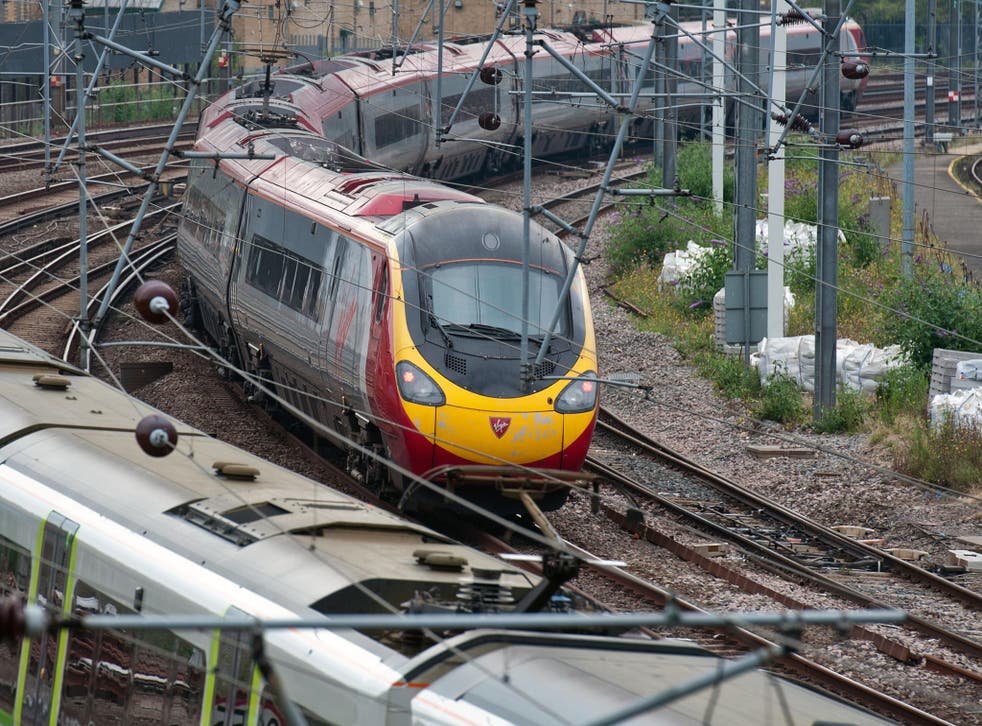 The price for the 177-mile journey, which takes 107 minutes, is to rise by one per cent to £169.90