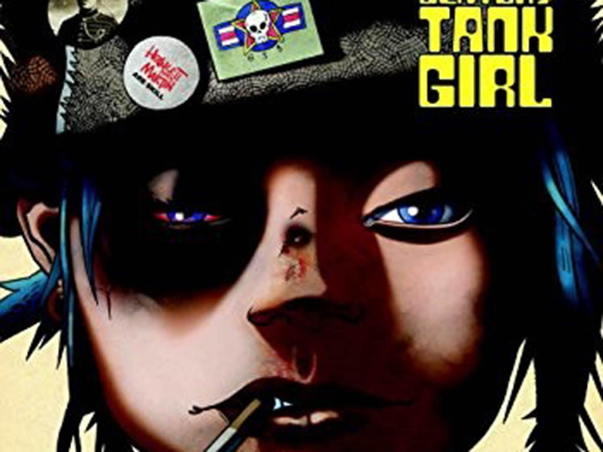Alan Martin Jamie Hewlett And Others 21st Century Tank Girl