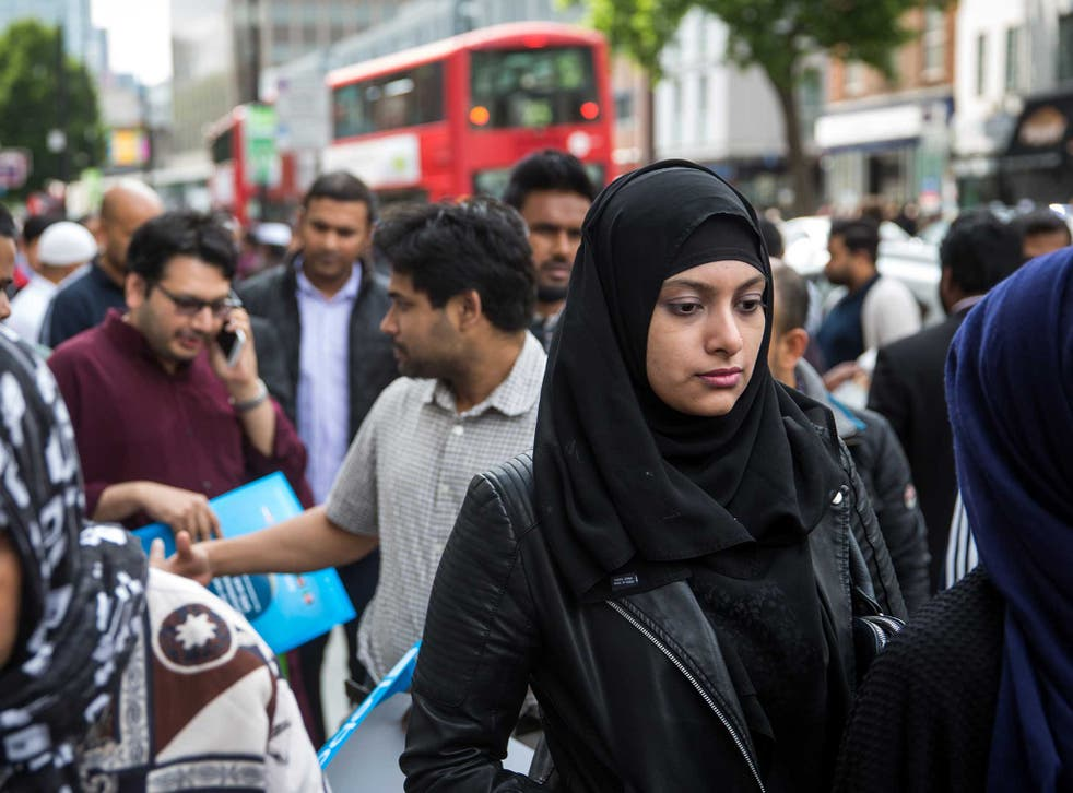 <p>The Met recorded an increase of almost 47 per cent in Islamophobia offences in the past two years</p>