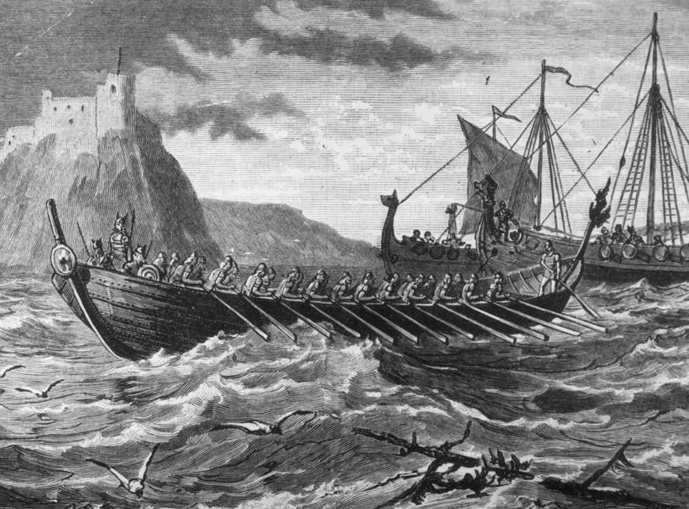 Thousands of Vikings lived in Greenland between 986 and 1350AD