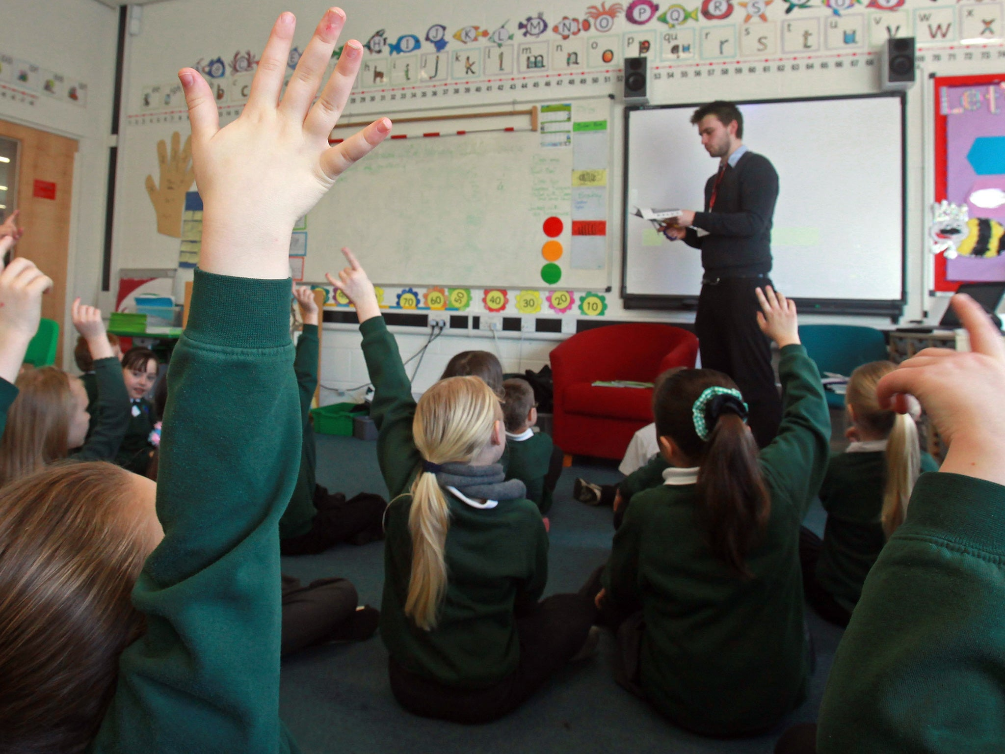 Primary school pupils to be taught about 'world of work' under new ...