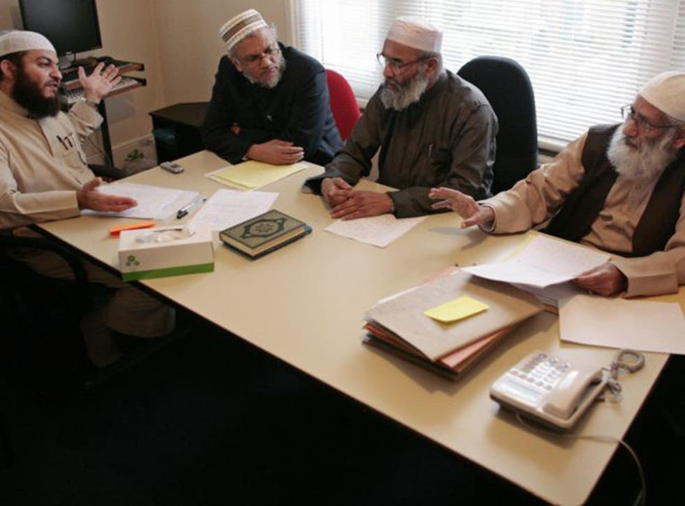 An estimated 30 sharia councils exist today in the UK
