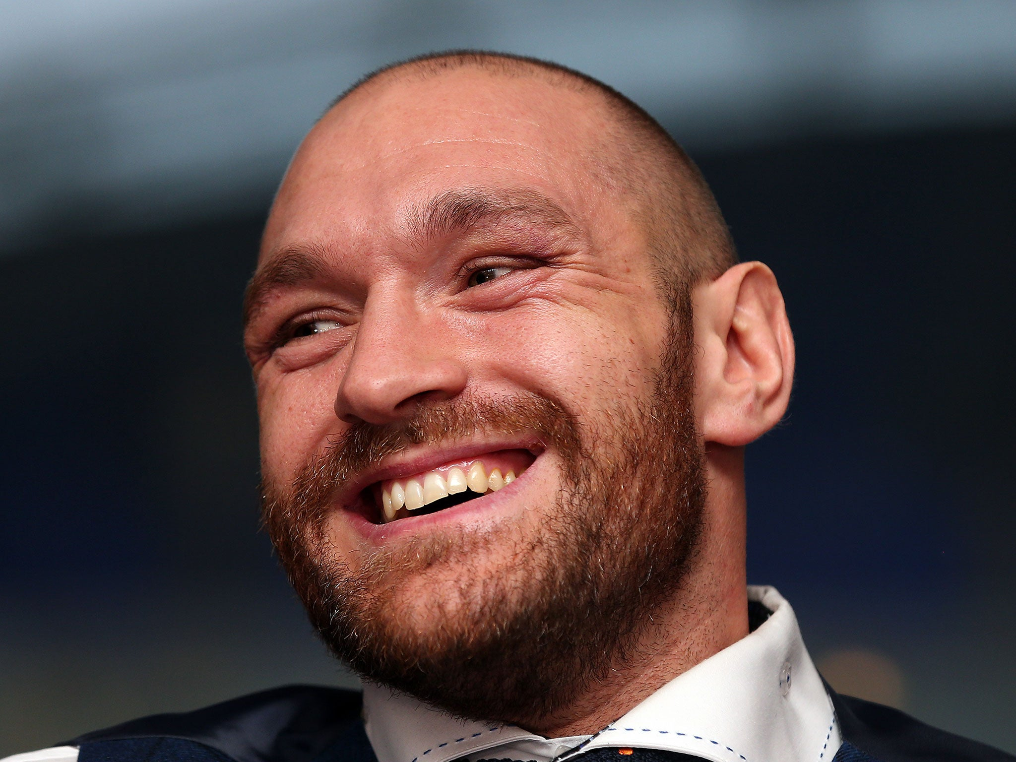Tyson Fury sends Jessica Ennis-Hill a Twitter message to ...