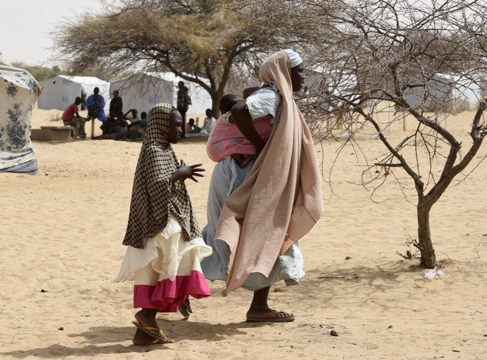 Boko Haram in Nigeria: Women describe being sex machines