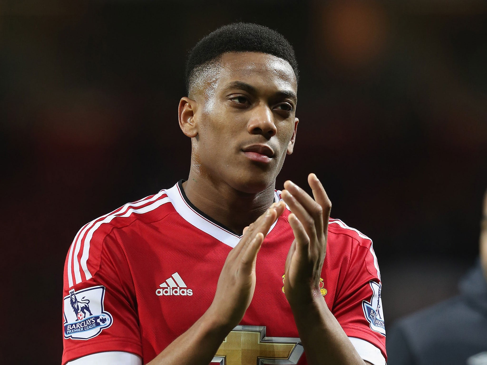 Anthony Martial given Manchester United themed birthday cake by