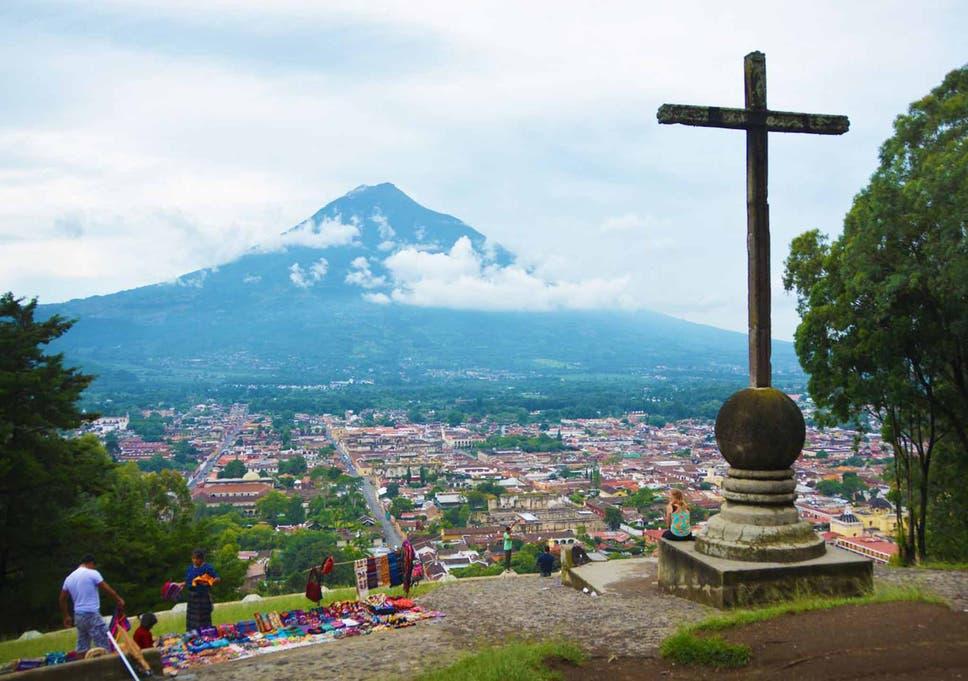 Whores in Antigua Guatemala