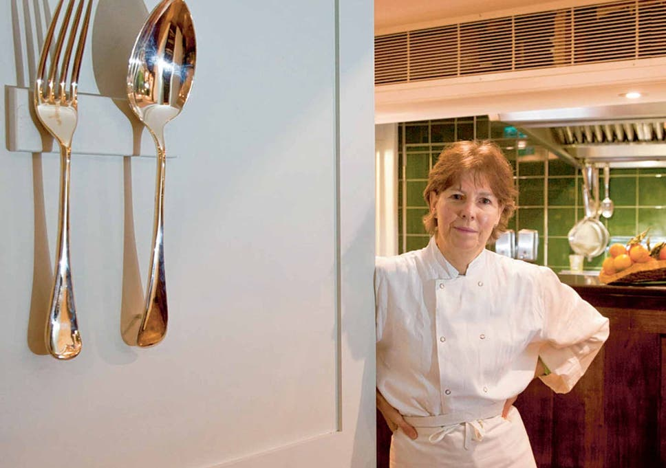05f9f5cf9a47de Sally Clarke  The London restaurateur on cooking at home