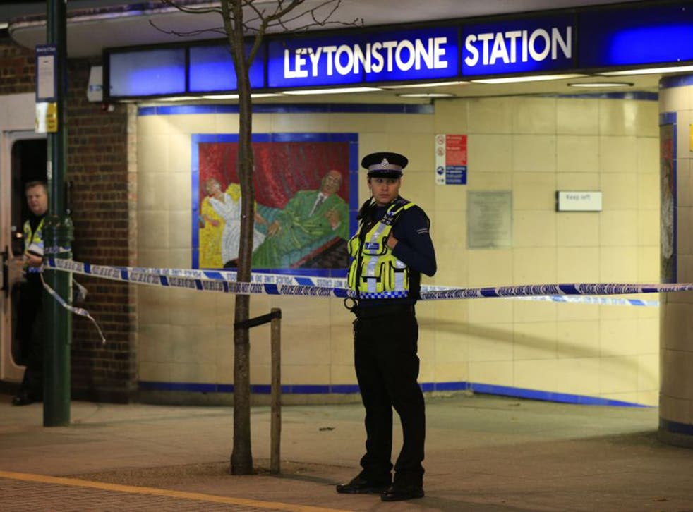 Counter-terrorism officers are continuing to investigate what appears to have been the first attempted terror killing in Britain since the murder of soldier Lee Rigby in 2013