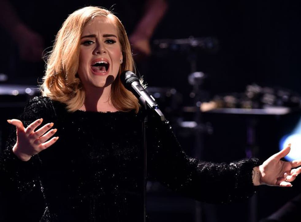 Adele's '25' became the fastest selling album ever, selling a million copies in 10 days