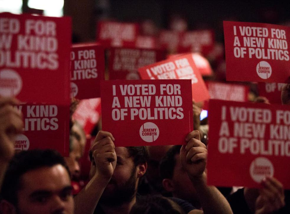The Corbynite movement Momentum was set up to build on the surge that swept the Labour leader to the top