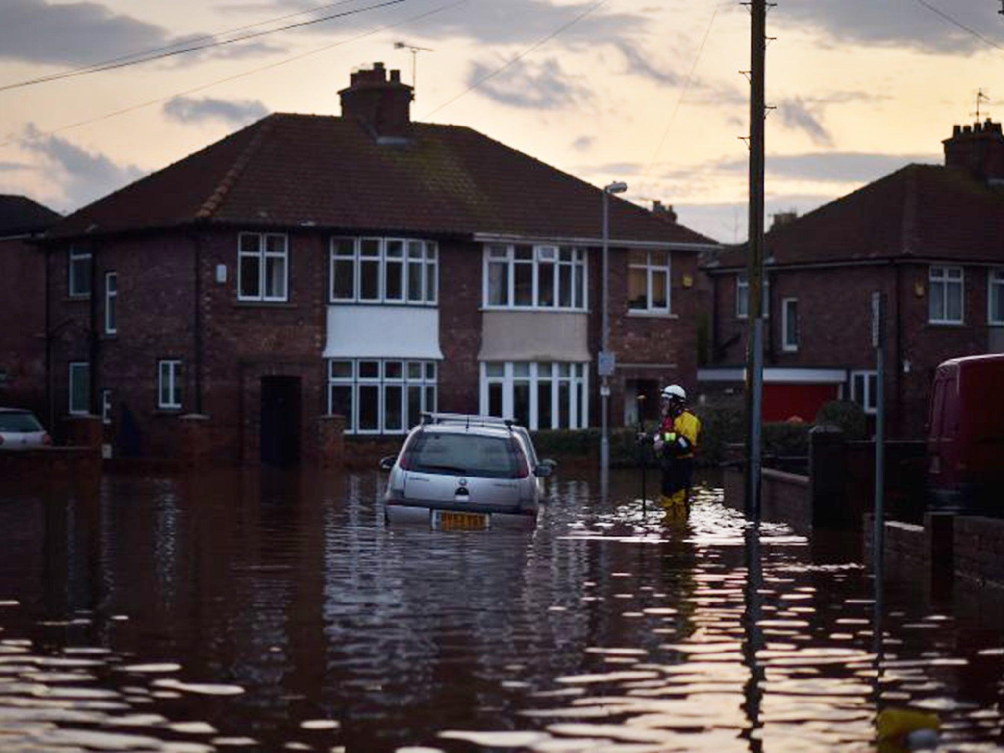 cumbria flood bride battles - HD2048×1536