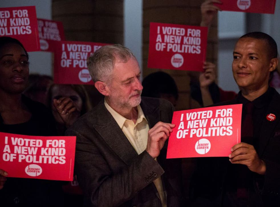 The Corbynite movement Momentum was set up to build on the surge that swept Jeremy Corbyn to the Labour leadership