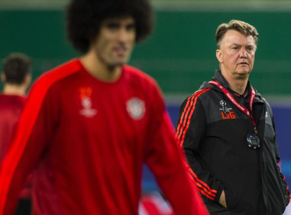 Louis van Gaal's European dream hangs by a thread as United fight for qualification in Germany