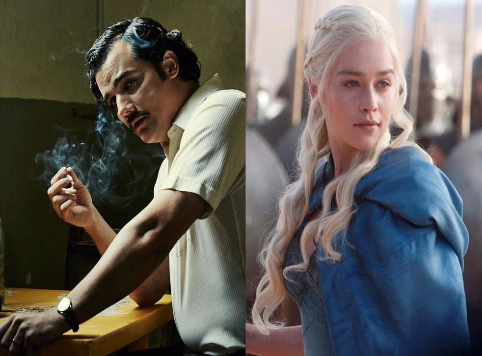 Narcos v Game of Thrones