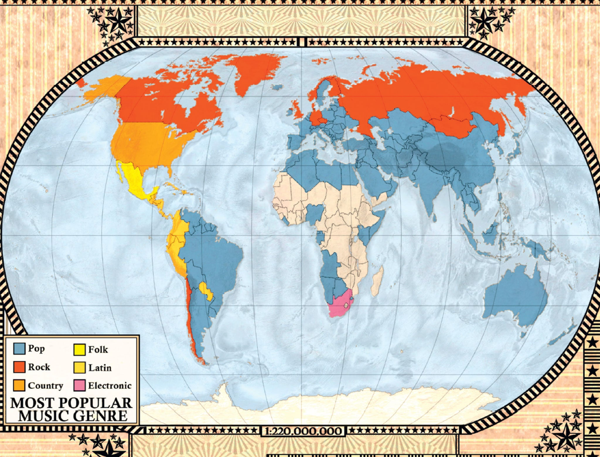 View Map Of The World.5 Maps That Will Change How You See The World The Independent