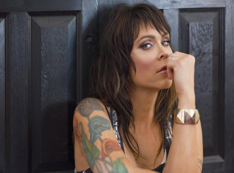Beth Hart photographed by Greg Watermann