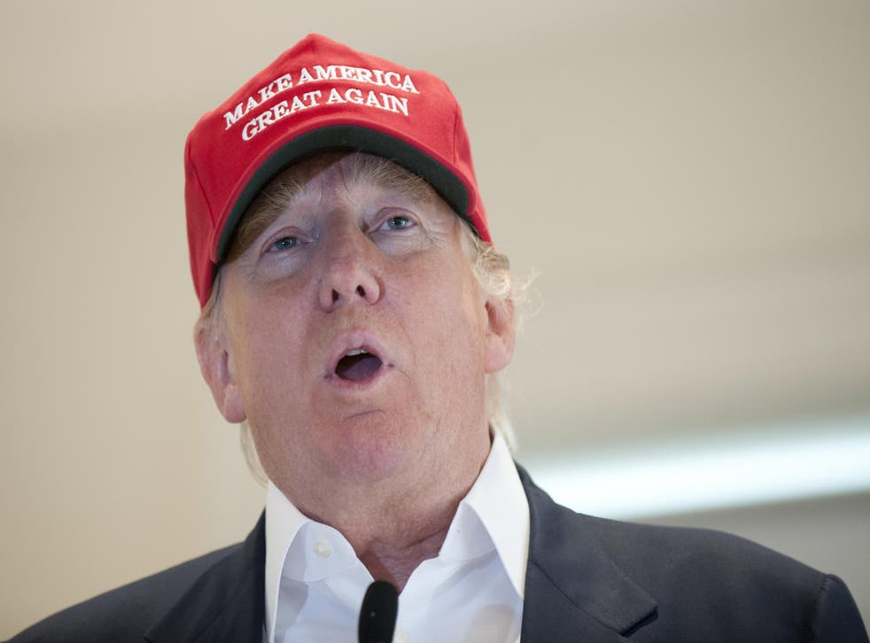 Donald Trump on Monday called to bar Muslims from entering the US.