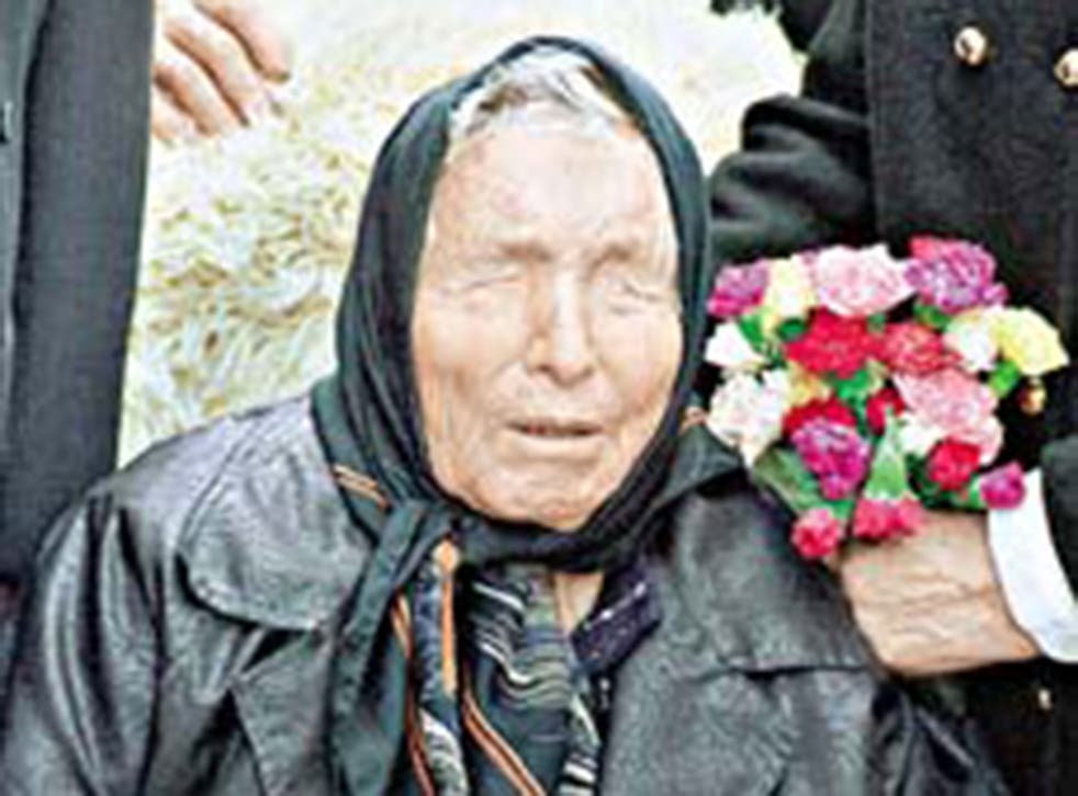 Baba Vanga reportedly made hundreds of predictions over her 50-year career