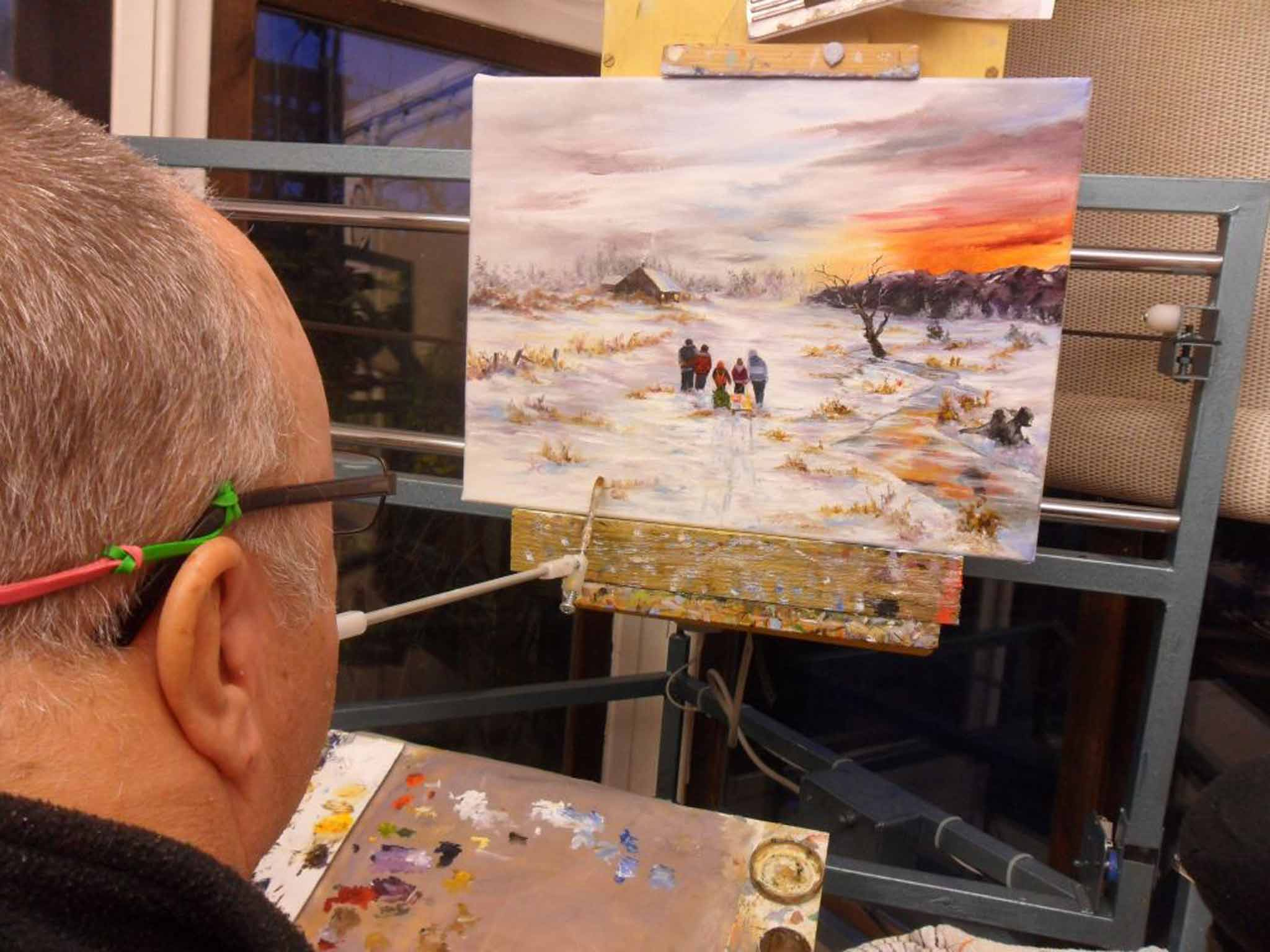 Peter Draws How To Make Expensive Art