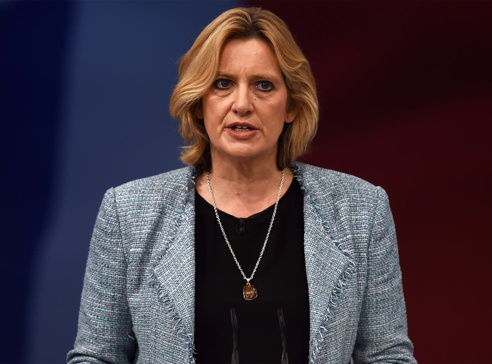 Amber Rudd, the Energy and Climate Change Secretary, will play a key role  at the summit