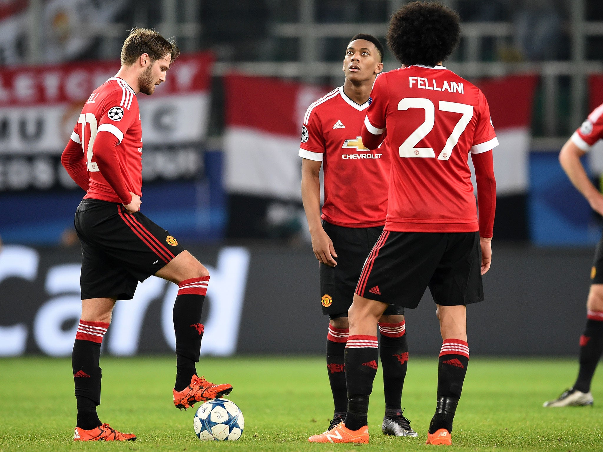 an analysis of the sports brand of manchester united Despite failing to qualify for the champions league, manchester united have the highest brand index value in the premier league, according to brand analytics group brandtix louis van gaal's side.