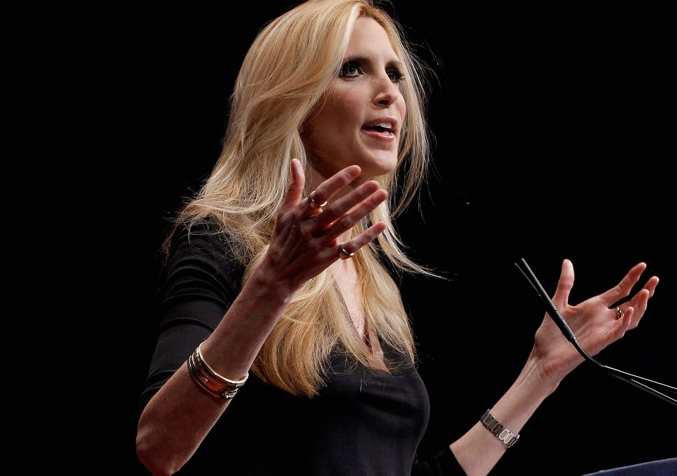 The Ann Coulter jokes at the Rob Lowe roast were brutal | The