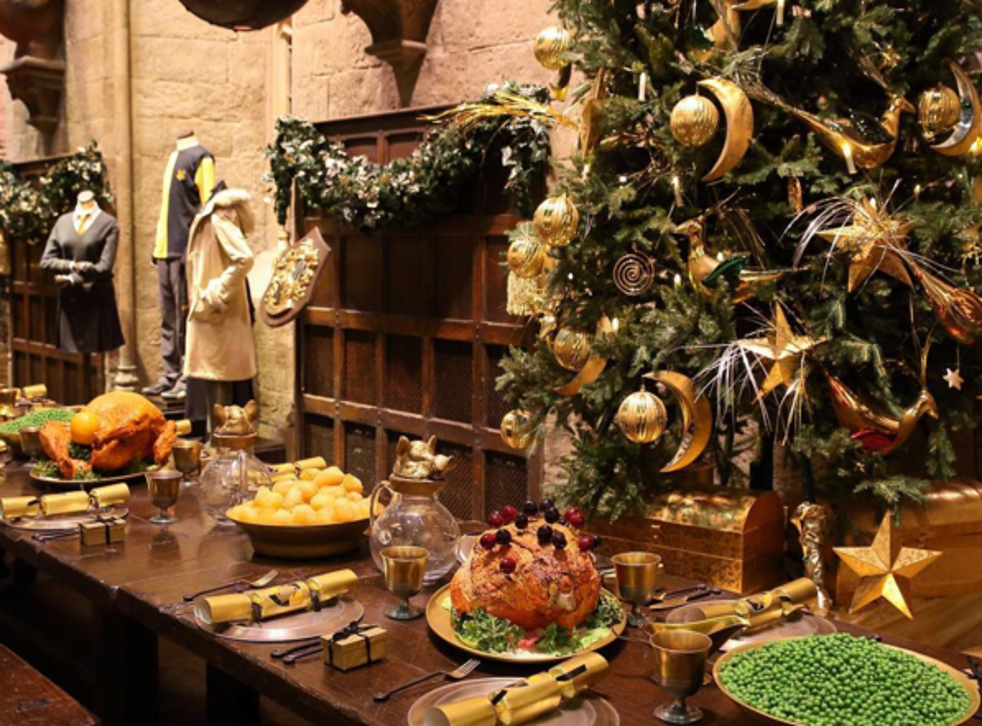 If only our Christmas dinners looked like this one