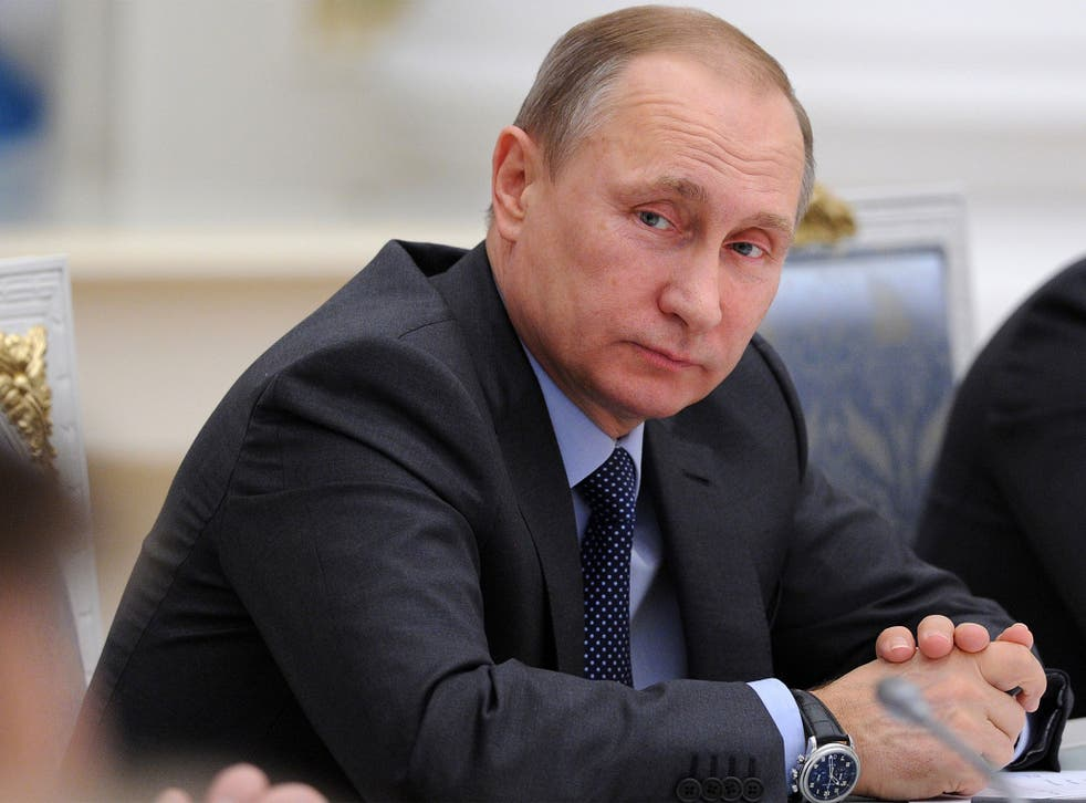 """Vladimir Putin is leading a """"rabble pack"""" of unpredictable leaders who will have a powerful impact in 2016"""