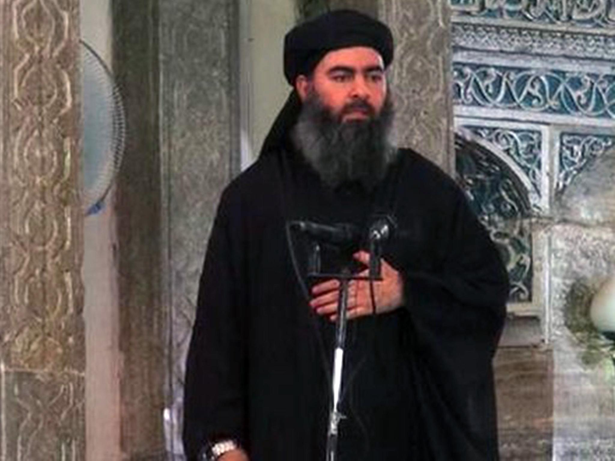 Russia: 'highly certain' Isis leader dead