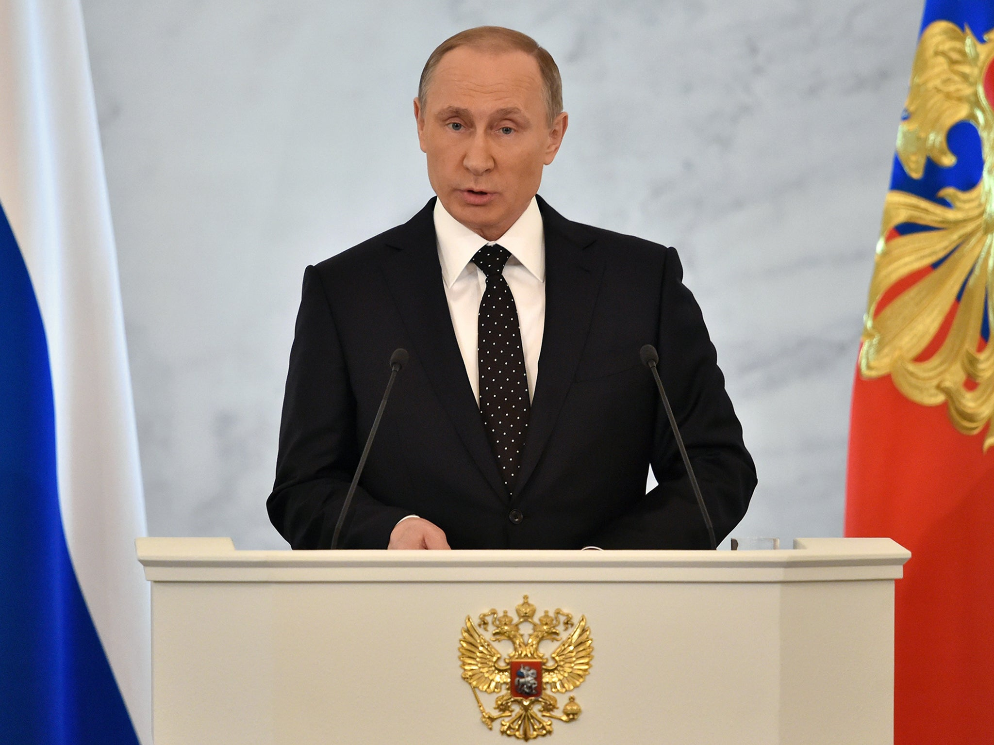 Vladimir Putin just signed a law allowing Russia to ignore international human rights