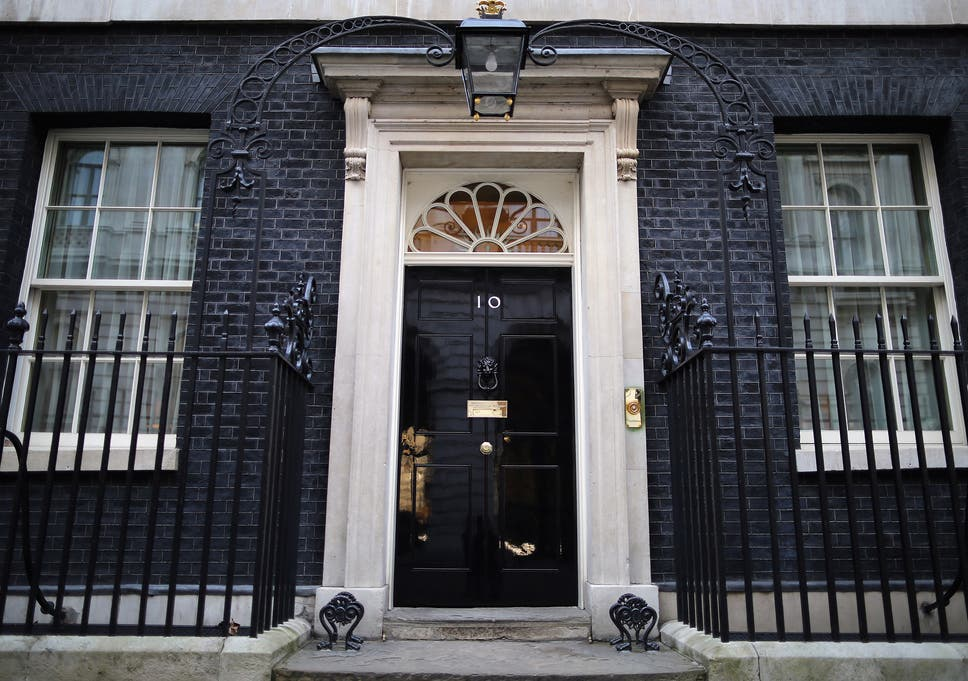 10 Downing Street: Take a rare glimpse inside the Prime Minister's on