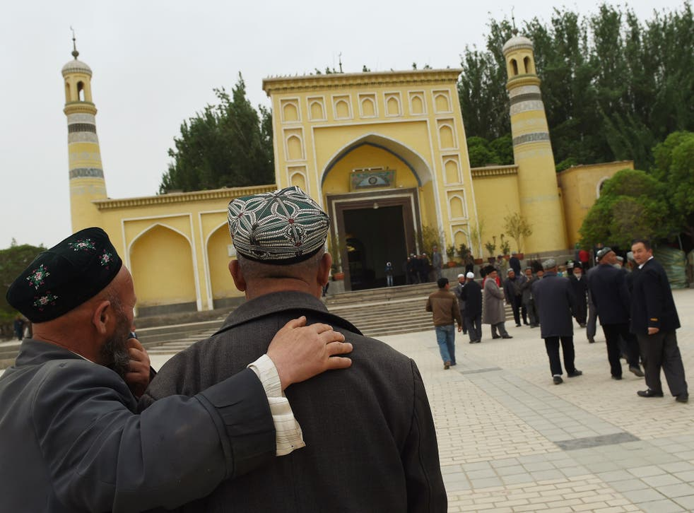 Isis propaganda in China typically targets the mostly Muslim Uyghur minority group