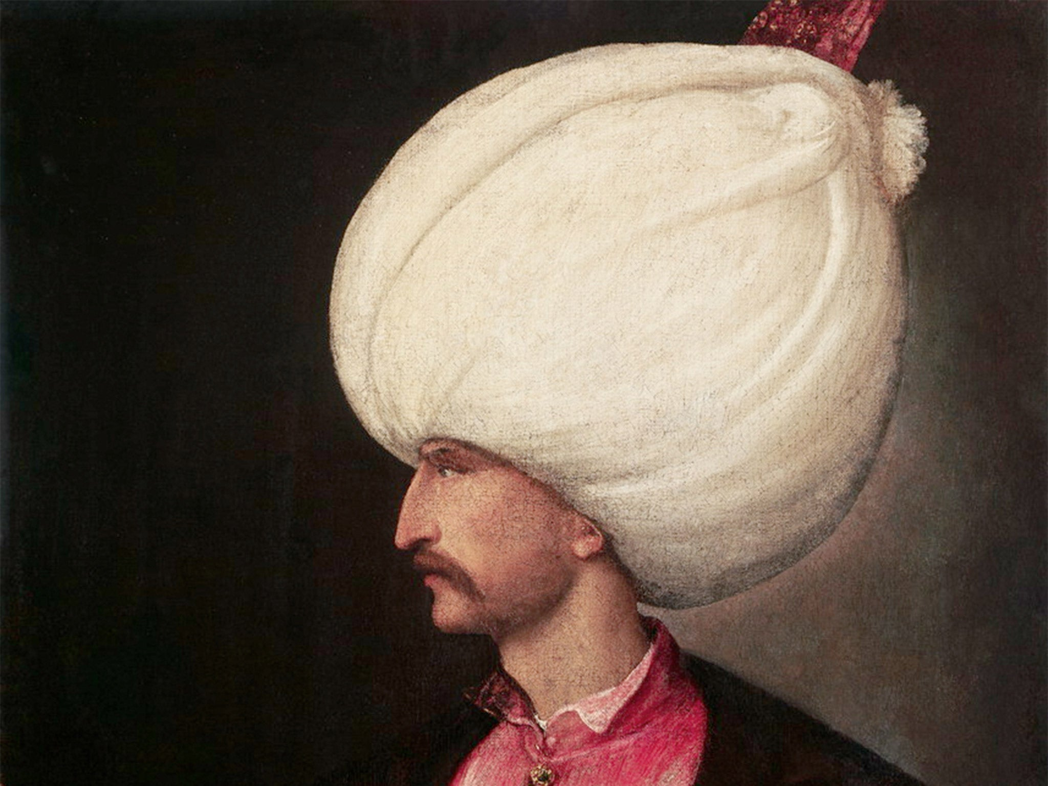 Suleiman the Magnificent cast