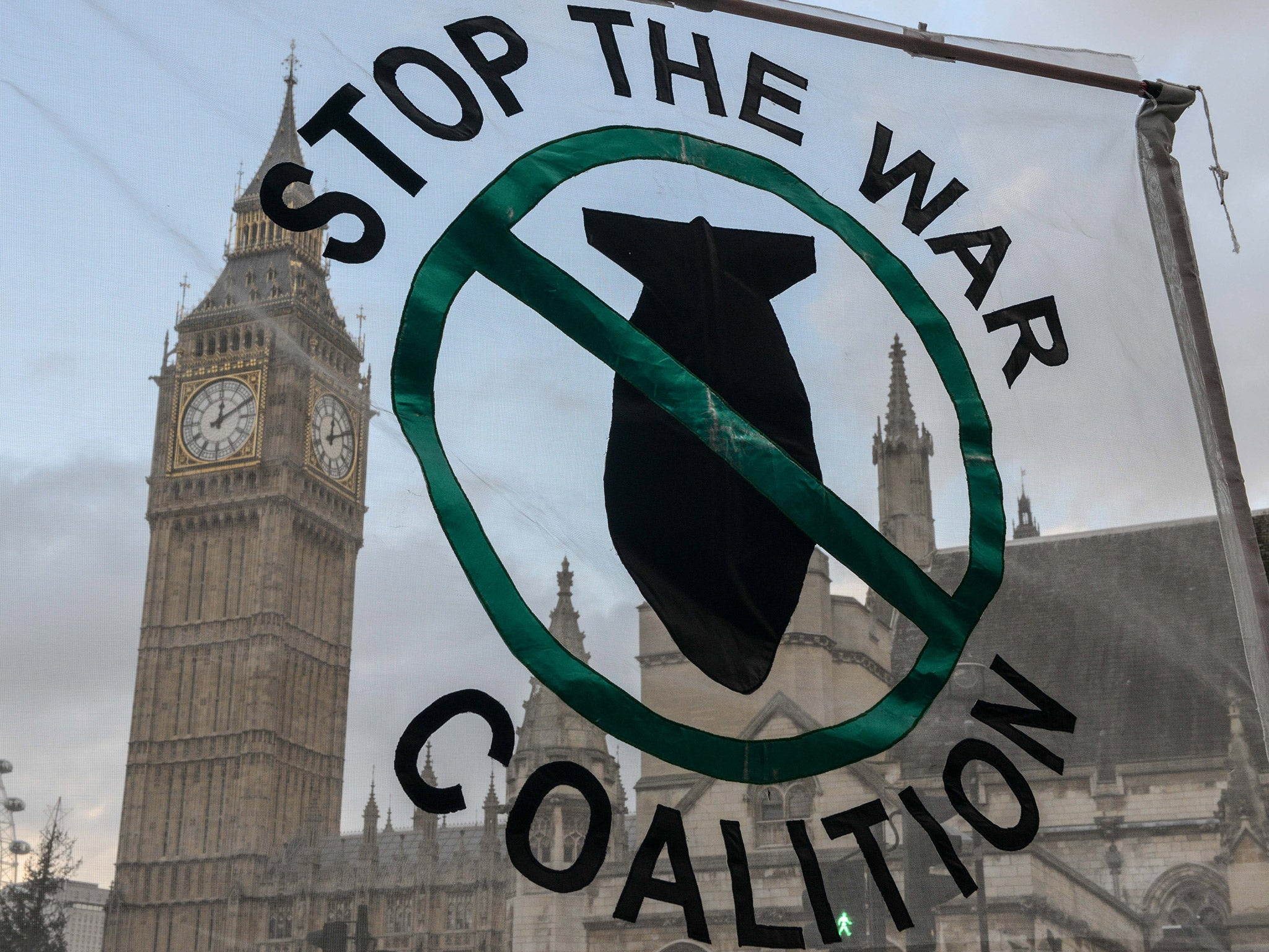 Image result for stop the war coalition