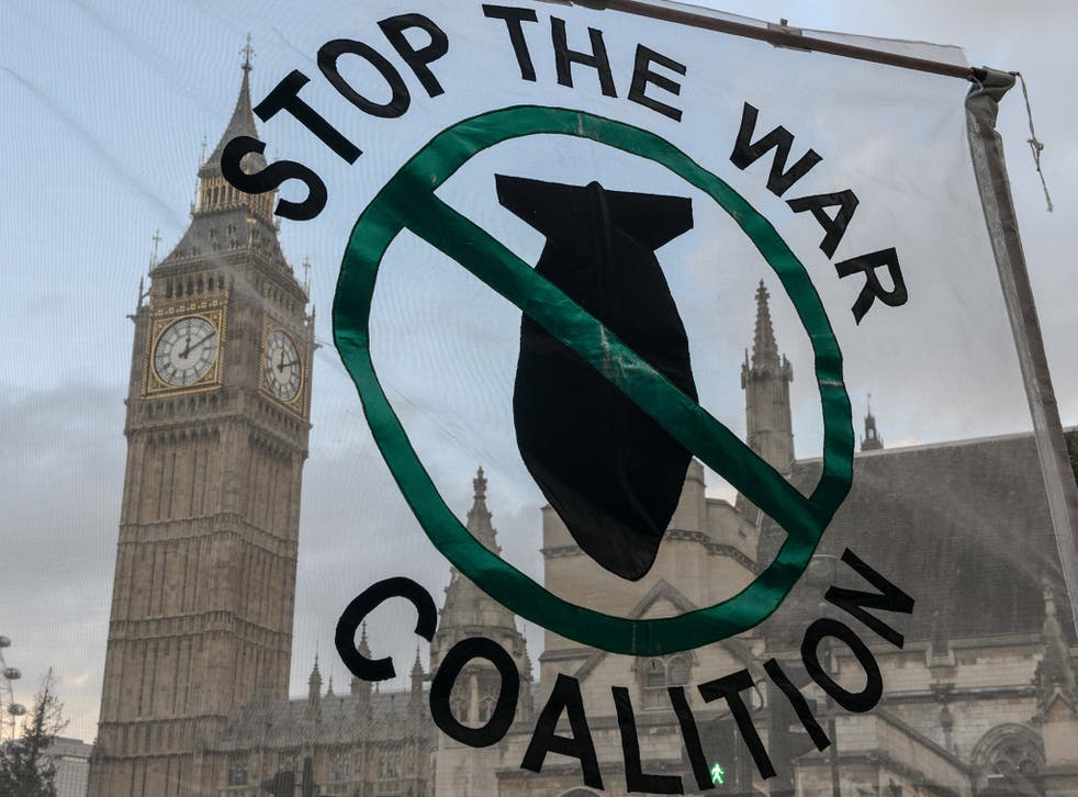 Stop the War issued a staunch defence of its campaigning
