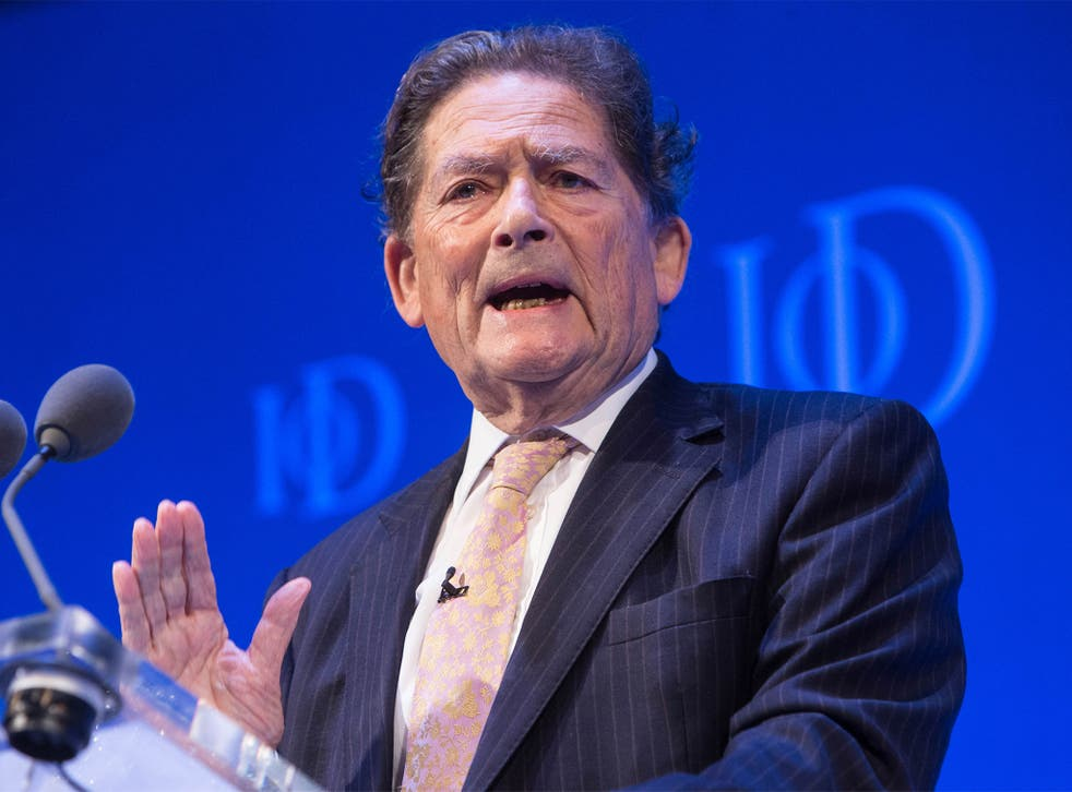 Lord Lawson said the foundation's peer review process was superior to that of many journals