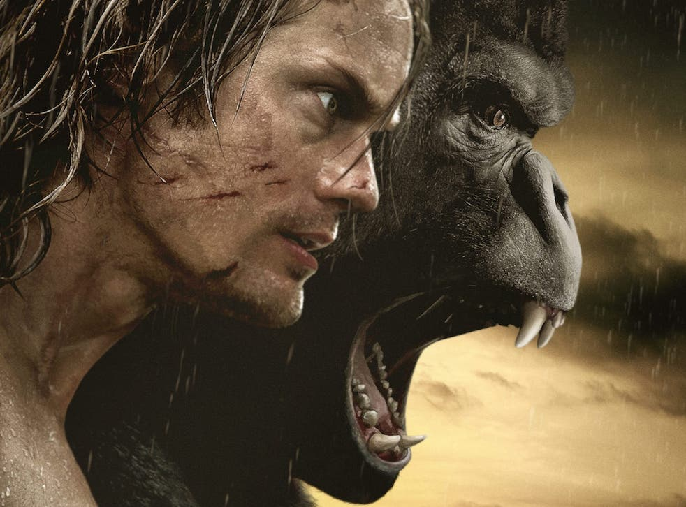 Poster for The Legend of Tarzan