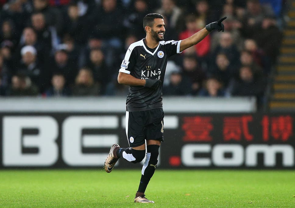 Riyad Mahrez and the three other Fantasy Football budget